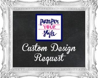 Custom Design Request - Add On