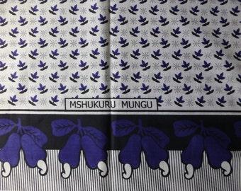 African Kanga Khanga Sarong/Beach Wear/Fabrics For Dressmaking/Cotton Fabrics/Traditional African wear/ Kanga Nzito 162297534955