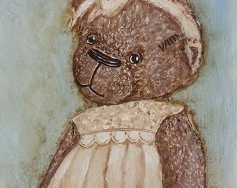 Vintage bear 1