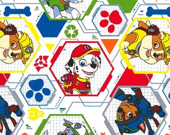 New Paw Patrol  cotton  Crib/toddler fitted  sheet