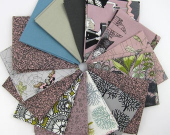 The Ghastlies Fat Quarter Bundle - 15 Fat Quarters - 4.25 Yards Total