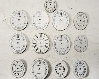 Small Watch Faces - set of 13 - c37