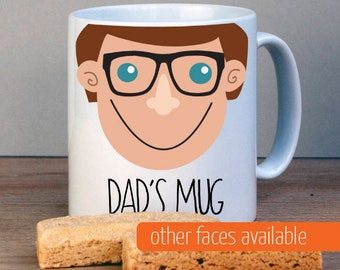 Personalised Daddy Gift Mug-Father's Day Gift Mug-Dad Mug-Gift for dad-Gift for Father's Day-Personalised Gift-Personalized Mug-Mug Gift