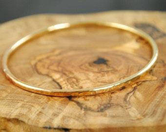 Bangle Bracelet-Brass Bangle Bracelet-Brass Bracelet-Gold Bracelet-Gold Bangle-Pure Brass Bangle Bracelet- One Bangle Bracelet