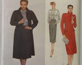 Vintage Vogue Paris Original Designer Chloe Pattern 2382 Size 16