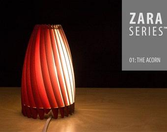ZARA Basic Series™ 01: The Acorn - Desktop Lamp