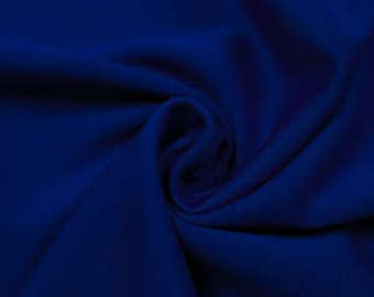 Royal Blue Spand-Tek Compression Wicking Neoprene Fabric by the Yard - Style 3058