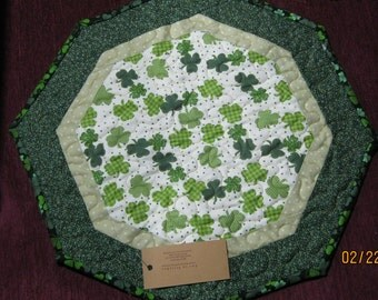 St Pats Table Topper 1  #2047