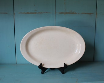 Homer Laughlin Ironstone Platter