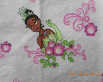Princess and the Frog Pillowcase