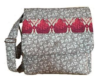Fun & Funky Messenger Handbag