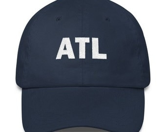 ATL Airport Code hat  - Unstructured Classic