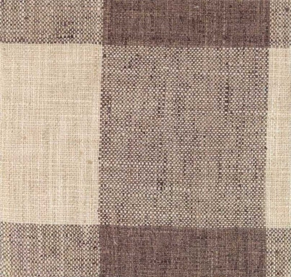 Buffalo Check Curtains 2 Panels Of 50x84 By Bellashomedecor