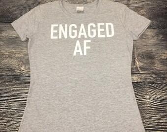 ENGAGED / MARRIED AF