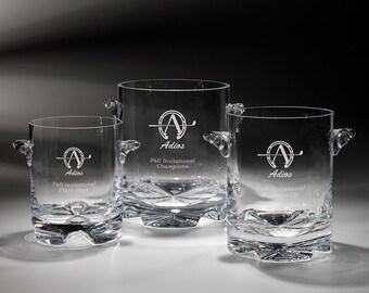 Ice Bucket Non-Lead Crystal