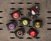 Custom bottle cap pick pocket