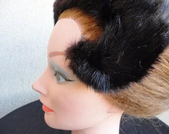 Vintag Mink Hat