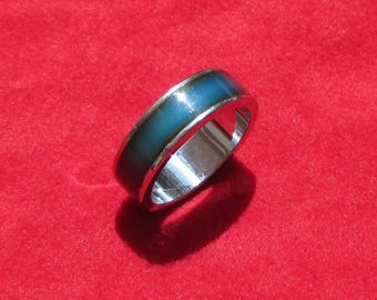 Retro Mood Color Changing Band Ring