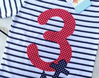 "Birthday ""3 + anchor"""
