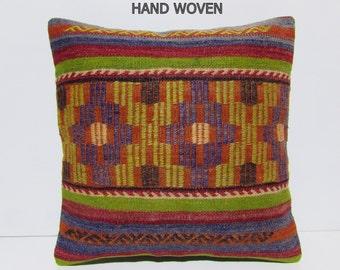 50x50 kilim pillow 20x20 cushion cover 50x50 cm inch kilim throw pillow kilim sofa pillow cover decorative kilim pillow kilim cushion B1806