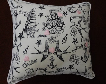 Nautical Sweetheart Cushion