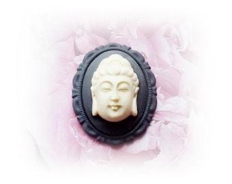 Buddha brooch