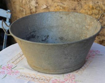 French zinc basin French conditions