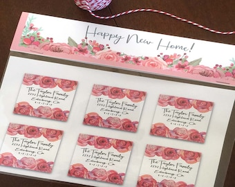 Personalized Gift by Mail | Gift Ideas for Her | Housewarming Gift | Birthday Gift Ideas | Gift Idea for Women | Labels by Mail