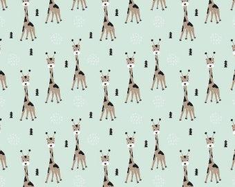 Nursing Pillow Giraffes and Triangles. Nursing Pillow. Nursing Pillow Cover. Nursing Pillow Slipcover. Minky Nursing Cover. Giraffe Nursery.