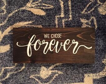 Forever Sign