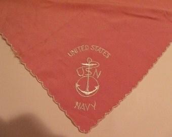USN Handkerchief