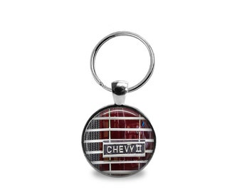 Chevy 2 Pendant or Keychain