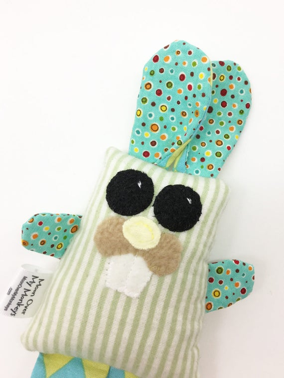 Handmade Bunny Rabbit Softie
