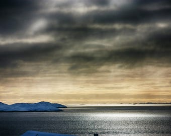 After The Storm | Nuuk | Greenland | Home Decor | Wall Art | Fine Art Photography | Print | Matted