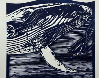 The Whale and the Penguin (One day I will tell you the story)