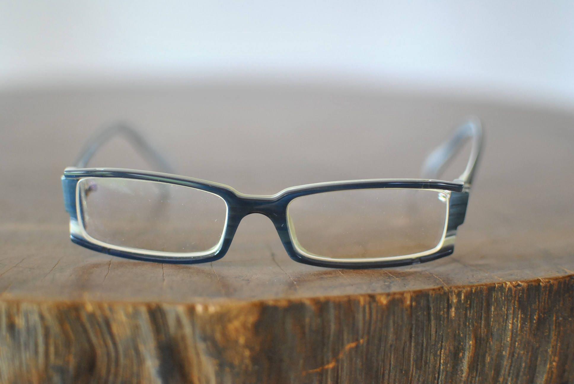 5805c1bf13c Vintage HANDMADE MEN S GLASSES
