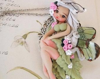 fairy polymer clay