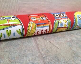 Owl door draft stopper draught stopper draft excluders home decor energy saver owl door snake noise blocker owls