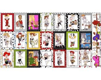 Loralie Designs - Sew Fabulous Panel - 691-980-B