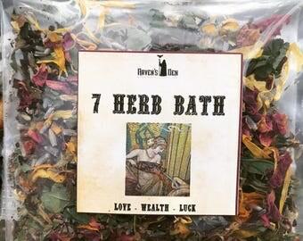 7 Herb Bath