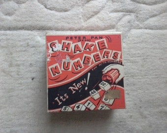 shake numbers - dice game