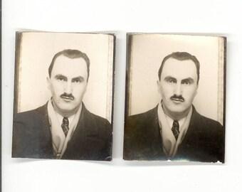 2 Vintage Photobooth  Photos