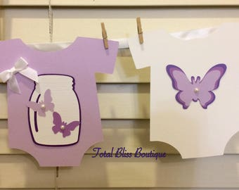 Monarch Butterfly Banner, Butterfly Baby Shower Decorations, Butterfly  Party, Butterfly Garland, Butterfly