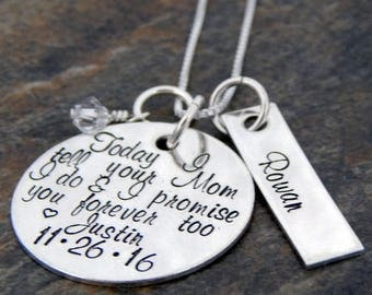Wedding Gift For Future Step Daughter : Gift for Future Step Daughter, Sterling Silver, Wedding Day Gift ...