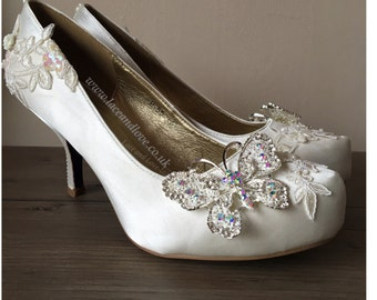 Custom Wedding Shoes (Exclusive package)