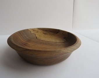 Spalted English Walnut Bowl