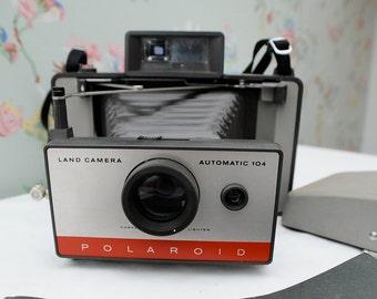 Polaroid Land Camera 104