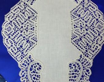 lace doily