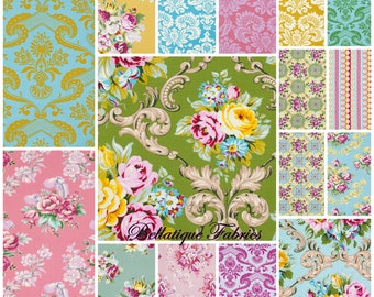 Rare CIRCA Collection Fat Quarter Bundle Of (16fq's) by  JENNIFER PAGANELLI For Free Spirit Fabric