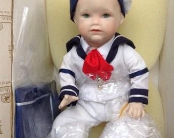 Ashton Drake Galleries Mini Doll (Mathew)